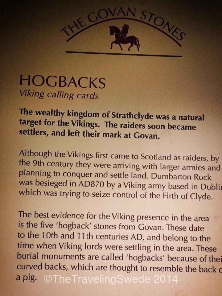 Hogbacks and what they are. I wonder if I have any viking lineage in me?