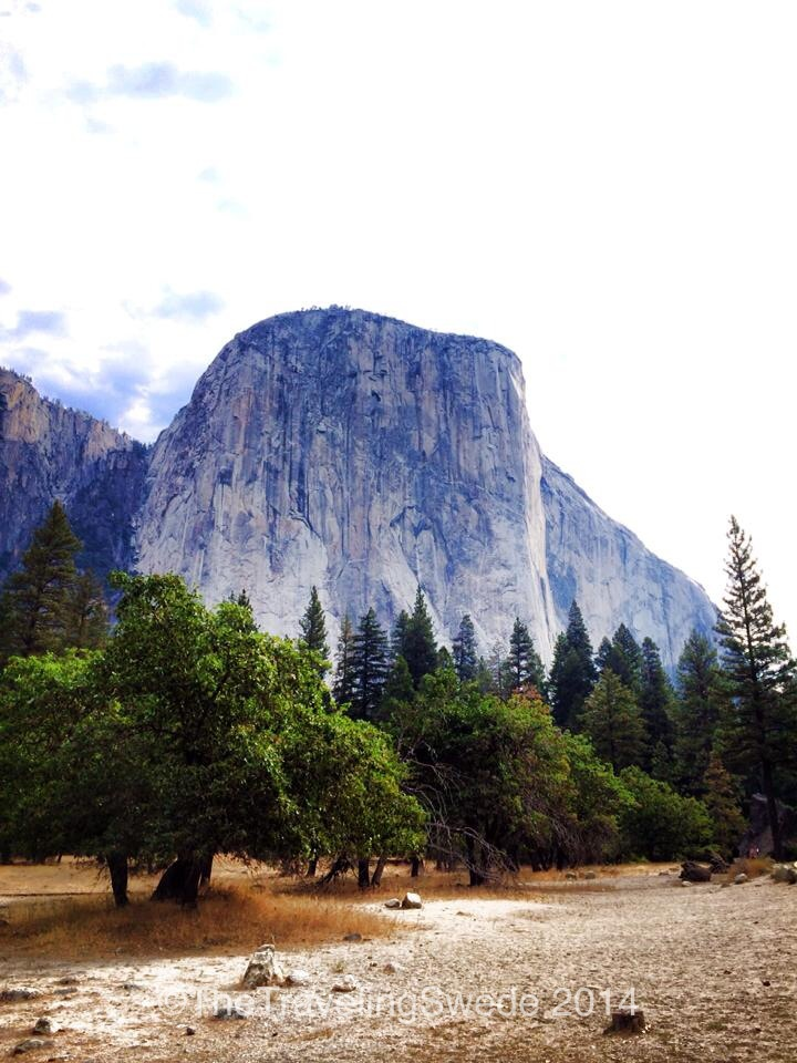 One of the most beautiful granite walls in the world. El Capitan.