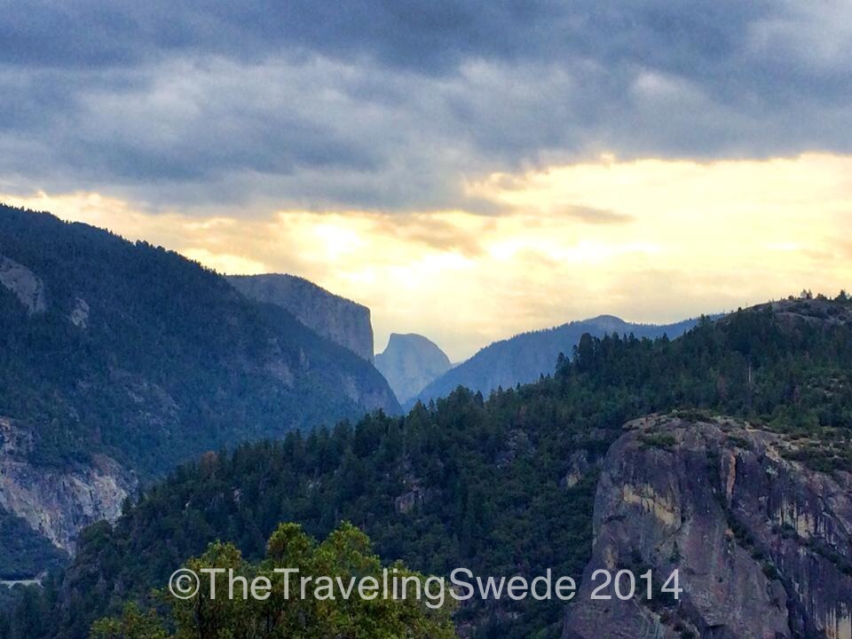 Yosemite National Park, CA – Mist Trail