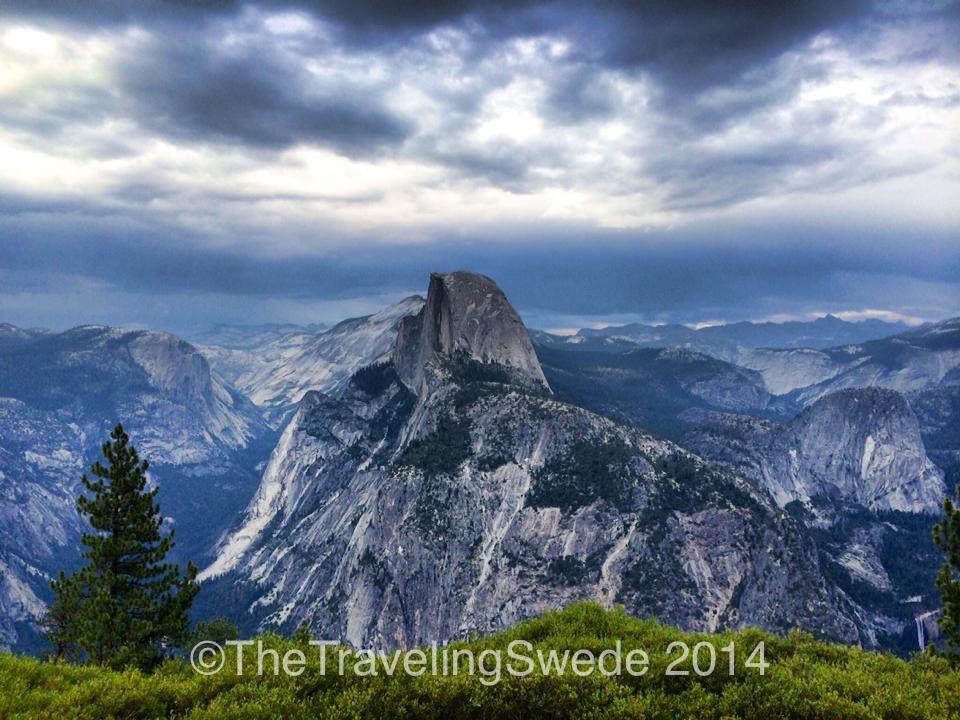 Yosemite National Park – Glacier Point