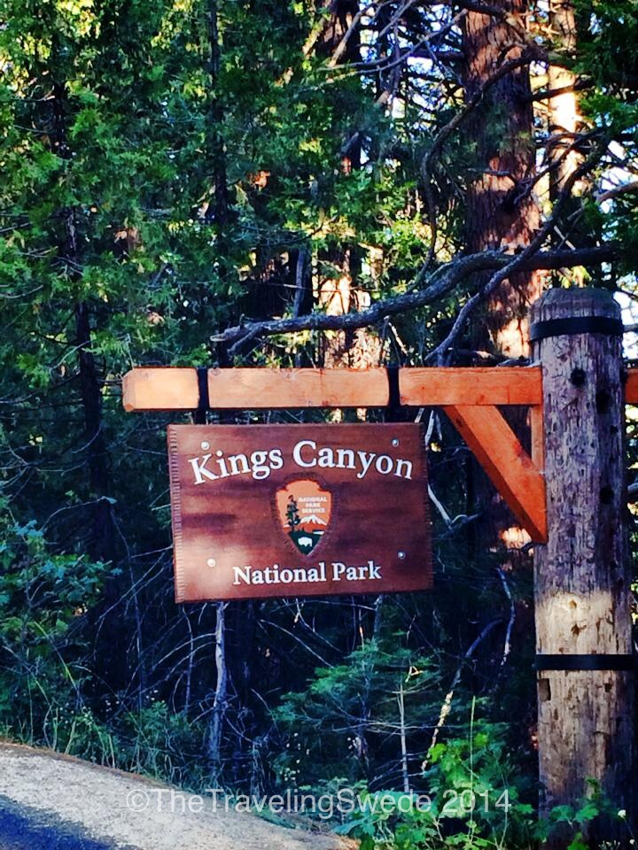 Hello Kings Canyon!