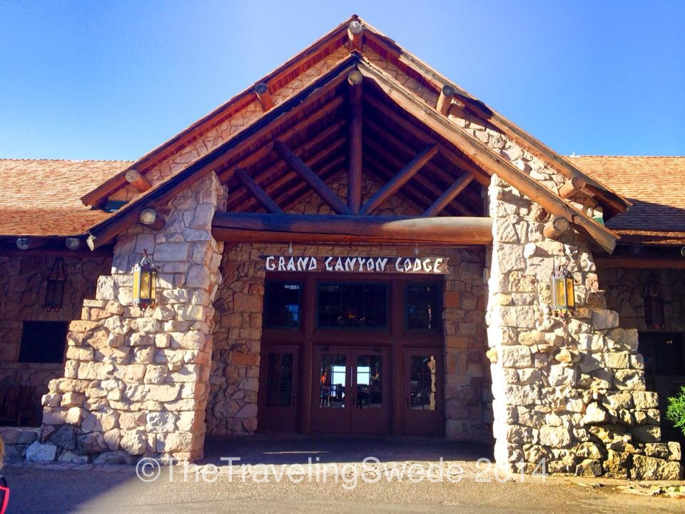 Grand Canyon Lodge holds a lot of history and sits right on the edge.